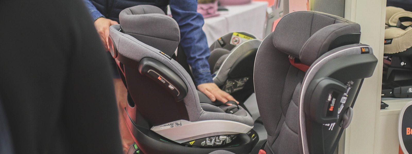 Kindersitz wählen